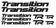 Transition Bike Decals Set 9 DH MTB TR Covert Bandit Blindside Freeride