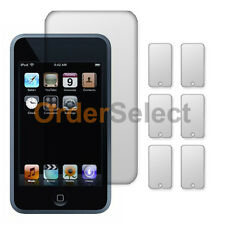 6X Clear LCD Screen Shield Guard Protector for Apple iPod Touch 2 3 2nd 3rd Gen