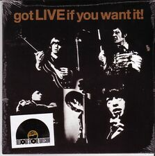 "ROLLING STONES ""got LIVE if you wan tit""6 Track 7 INCH VINYL RSD 2013  RARE"