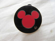 Disney Trading Pins 42005 WDW Cast Lanyard Collection 4 - Mickey Icon (Red)