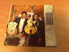 LP GEORGE BENSON EARL KLUGH COLLABORATION WARNER 92.5580-1 EX+/EX ITALY PS 1987