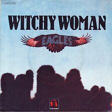 "7"" Eagles – Witchy Woman / Early Bird // Rare Germany 1972"