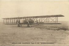 CARTE POSTALE / POSTCARD / AVIATION / AEROPLANE CAUDRON TYPE C 23 BOMBARDEMENT