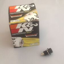 Honda S2000 2.0L K&N Oil Filter + Magnetic Sump Plug