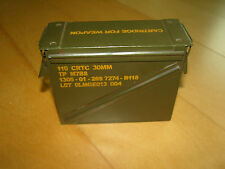 Custom Made 1/6 Scale 110 CRTG 30 MM (Good for .50 Cal. Rounds) made from Metal