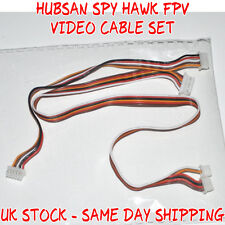 Hubsan Spy Hawk FPV Cable De Video Set - H301F-21 - acciones de Reino Unido