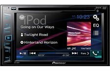 Pioneer AVH-280BT DVD RDS AV Receiver CD/AUX/USB/BT