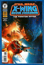 Star Wars X-Wing Rogue Squadron # 6 : THE PHANTOM AFFAIR # 2 (of 4)-1996 (vf)