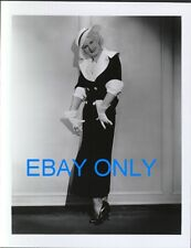 JEAN HARLOW, VINTAGE PHOTO PORTRAIT, FROM ORIGINAL NEGATIVE, DOUBLE WEIGHT