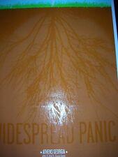 Widespread Panic Chris Bilheimer Signed 2007 Silkscreen Print Concert Poster