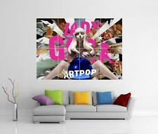 LADY GAGA ARTPOP GIANT WALL ART PHOTO PICTURE PRINT POSTER