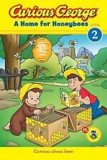 Curious George A Home for Honeybees CGTV Early Reader