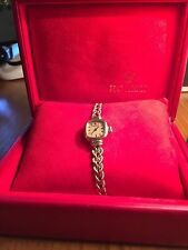 Rolex Watch, 14K Solid Yellow Gold, Womens