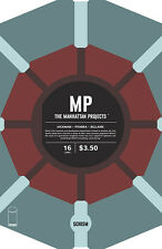 THE MANHATTAN PROJECTS #16 VF/NM IMAGE COMICS HICKMAN