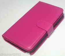 Leather Wallet Case With Screen Protector For Samsung Galaxy Note II N7100