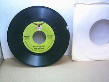 Old 45 RPM Record - Starday SGO 101 - Red Sovine - Phantom 309 / I Didn't Jump T