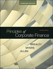 Principles of Corporate Finance, Concise (McGraw-Hill/Irwin Series in Finance,
