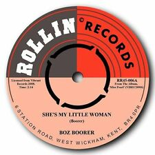 """BOZ BOORER - """"SHE'S MY LITTLE WOMAN"""" SUBLIME JIVER - TREAT YOUR EARS !"""
