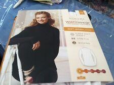 Sonoma White Warmwear Underwear turtleneck Knit Top Misses   XS