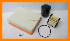 A584495 Service kit Air Oil Fuel Filter PEUGEOT 206 2.0 HDI 90 DIESEL 12/99