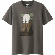 UNIQLO KAWS Mens Graphic Tee T-shirt (Japan M size = US S size) New
