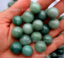 """""1Pcs"""" Natural Green Aventurine Jade little Sphere Ball """"Diameter 16-20 mm"""""
