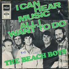 "7"" - The Beach Boys - I Can Hear Music / All I Want To Do - Capitol 006-80015"