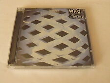 "THE WHO ""TOMMY"" CD POLYDOR"