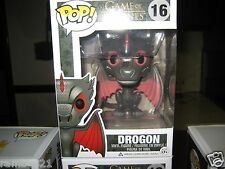 A Game of Thrones Presents Drogon the Dragon Very Rare and Collectible Funko Pop