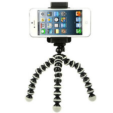 Flexible Tripod Cradle Mount Stand Holder for iPhone 6S 5S 5G 4S S6 S5 Mini #bzy