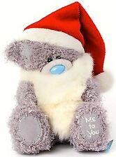 "#R122 ♥ NEW Me To You 7"" Tatty Bear with Santa Hat and Beard ♥"