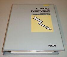 Werkstatthandbuch Reparaturanleitung Elektrische Anlage Iveco EuroTrakker 1994