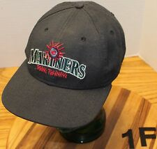 2000 MARINERS SPRING TRAINING BASEBALL HAT MADE IN THE USA BY NEW ERA VGC