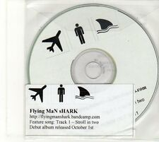 (EU273) Flying MaN Shark, debut album - 2011 DJ CD