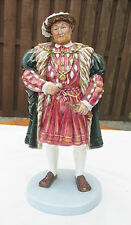 ROYAL DOULTON FIGURE KING HENRY VIII HN 3458 - PERFECT