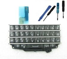 OEM black Keypad Button Q10 Keyboard with Flex Cable For BlackBerry Q10 + Tools