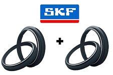 2x SKF Gabel Dichtringe + Staubkappen SHOWA 43 mm #
