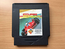 Nintendo Entertainment System NES PAL-A Game Cartridge - HES Super Sprint