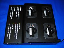 4 Bank Pro.Charger(Metal case)For SYMBOL DS3478/LS3478/LS3578#21-62606-01*CE*UL