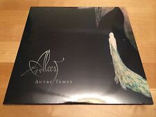 "ALCEST - Autre Temps 7"" EP LTD 500 Artwork by Fursy Teyssier"