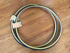 "NEW! PAIR (2) of CST SUPER HP 27"" x 1 1/8 Gumwall tires - FREE SHIP! BEST PRICE!"