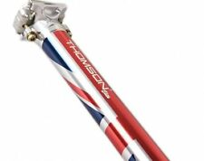 THOMSON ELITE alloy bike seatpost 31.6mm seat post Union Jack 31.60 mm