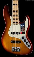 Fender American Elite Jazz Bass V Tobacco Sunburst (051)