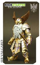 Mythic Legions Kickstarter Exclusive Sir Valgard Four Horsemen New