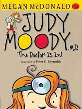 Judy Moody Ser.: The Doctor Is In! 5 by Megan McDonald (2010, Hardcover)