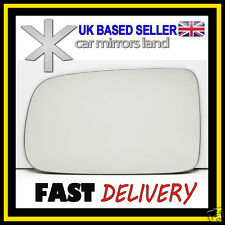 Left Passenger Wing Car Mirror Glass Replacement CONVEX Honda CRV 1996-2006