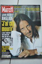 Paris Match n° 2944 / Octobre 2005 Anglade, Jospin, Clooney, Zeta-Jones, Calabre