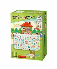 New 3DS XL Animal Crossing: Happy Home Designer + amiibo Card Limited Edition