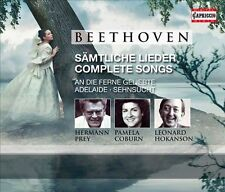 Beethoven: Complete Songs, New Music