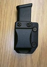 Single Magazine Carrier IWB / OWB Glock 9mm .40 Doublestack Mag Right Left Hand